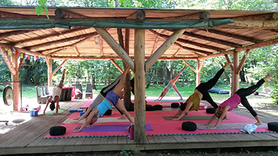 Yoga retreat Istria Croatia
